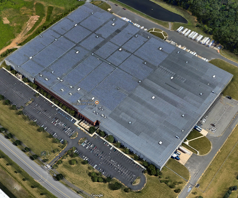 L'Oreal Distribution Center- Monmouth, NJ